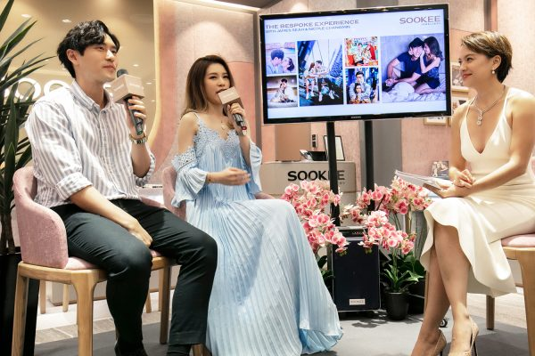 SOOKEE Jewellery launches The Bespoke Experience at new Flagship Store at VivoCity