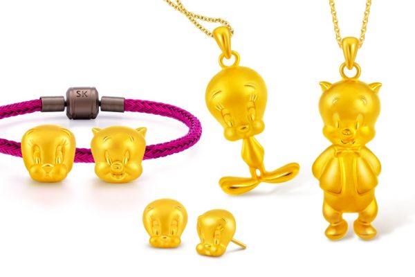 SK Jewellery Presents The All-New Looney Tunes Collection